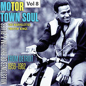 Milestones of Rhythm & Blues: Motor Town Soul, Vol. 8 by Various Artists