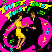 Twist, Twist, Twist! de Various Artists
