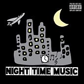 Night Time Music - EP by Mak Erv