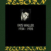 1934-1935 (HD Remastered) de Fats Waller