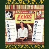 Elvis for Everyone (HD Remastered) di Elvis Presley