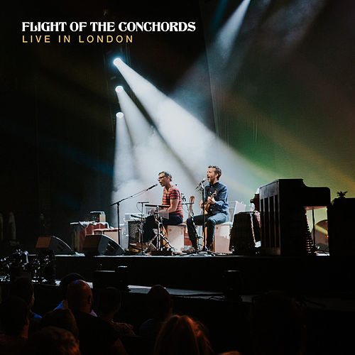Live in London by Flight Of The Conchords