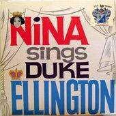 Nina Sings Duke Ellington by Nina Simone