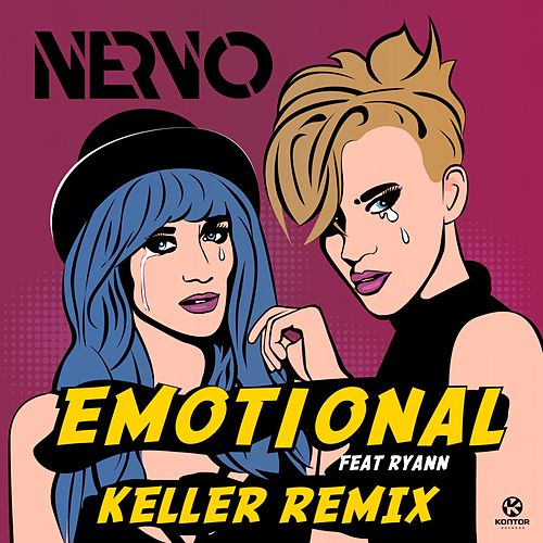 Emotional (Keller Remix) von Nervo