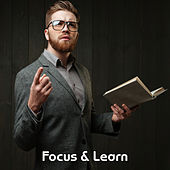 Focus & Learn: 15 New Age Deep Songs for Perfect Concentration to Learn, Extensive Your Knowledge & Stimulate Brain de Deep Focus