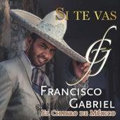 Si Te Vas de Francisco Gabriel