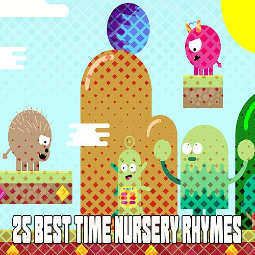 25 Best Time Nursery Rhymes de Canciones Infantiles