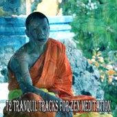 72 Tranquil Tracks for Zen Meditation von Entspannungsmusik