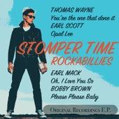 Stomper Time Rockabillies EP, Volume 2 van Various Artists