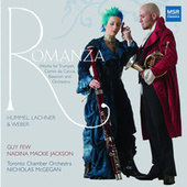 Romanza - Works for Trumpet, Corno da Caccia, Bassoon and Orchestra by Various Artists