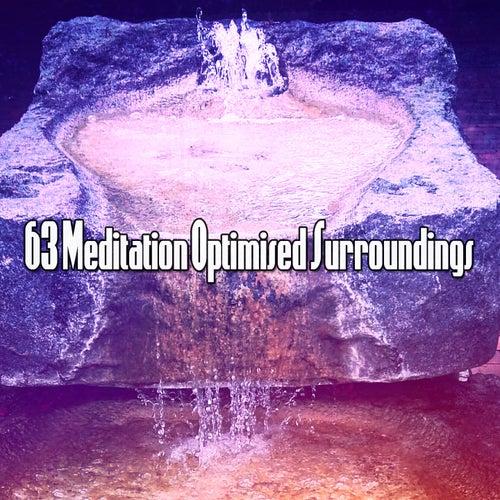 63 Meditation Optimised Surroundings von Entspannungsmusik