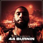 44 Burnin von Just Brandon