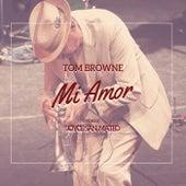 Mi Amor (feat. Joyce San Mateo) de Tom Browne