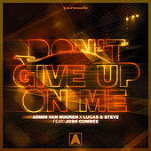Don't Give Up On Me de Armin Van Buuren