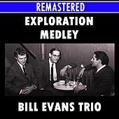 Explorations Medley: Israel / Haunted Heart / Beautiful Love / Elsa / Nardis / How Deep Is The Ocean? / I Wish I Knew / Sweet And Lovely de Bill Evans Trio