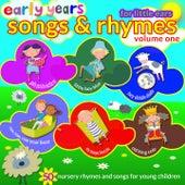 Early Years Songs & Rhymes / Volume One by Kidzone