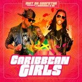 Caribbean Girls (feat. J Diamondz & QQ) by Mat Da Godfatha