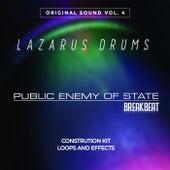 Public Enemy of Space Breakbeat (Original Sound, Vol. 4) de Lazarus Drums
