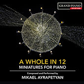 Mikael Ayrapetyan: A Whole in Twelve by Mikael Ayrapetyan