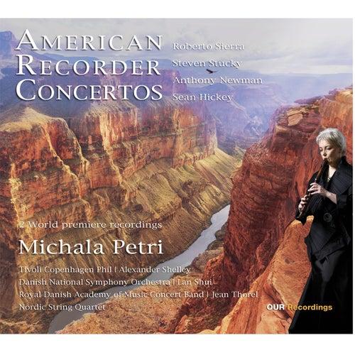 American Recorder Concertos by Michala Petri