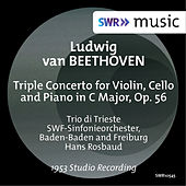 Beethoven: Triple Concerto, Op. 56 de Trio Di Trieste