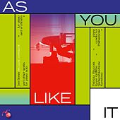 As You Like It de Patrizio Mazzola