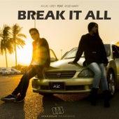 Break it all by Rose Mary Atlas Grey