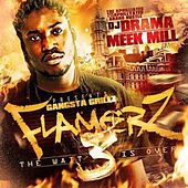 Flamers, Vol. 1, 2, & 3+ de Meek Mill
