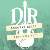 Don't Know Why de Donovan Raitt