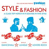 Soul Jazz Records Presents Fashion Records: Style & Fashion de Various Artists