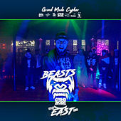 Grind Mode Cypher Beasts from the East, Vol. 12 de Lingo