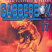 Gabberbox, Vol. 17 (50 Crazy Hardcore Trax) by Various Artists