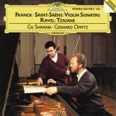 Franck / Saint Saens: Violin Sonatas; Ravel: Tzigane von Gil Shaham