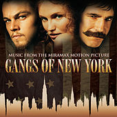 Gangs Of New York (Music From The Miramax Motion Picture) de Various Artists
