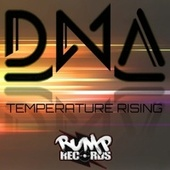 Temperature Rising by DNA