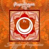 Solfeggio Frequencies Re 417 Hz Resolve Traumas, Change, Energy & Sex (feat. Binaural Beats) by Musicoterapia