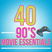 40 90's Movie Essentials de Various Artists