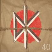 DK 40 (Remastered) de Dead Kennedys
