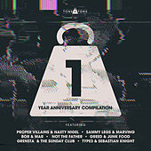 Tons & Tons 1 Year Compilation de Various Artists