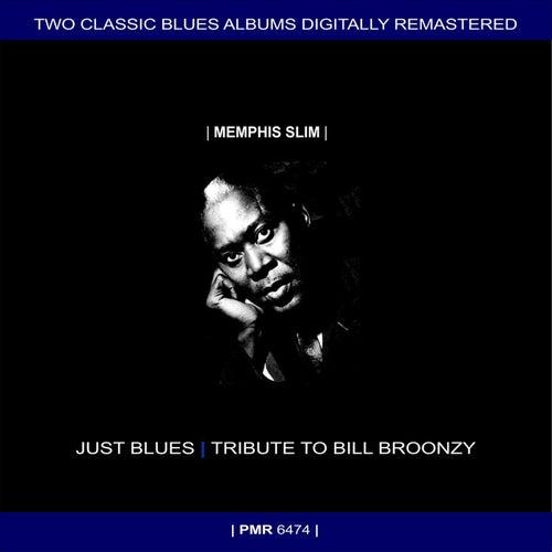 Two Originals: Just Blues & Tribute To Big Bill Broonzy de Memphis Slim