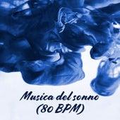 Musica del sonno (80 BPM): Lento e morbido, Cura dell'insonnia, Silenzio interiore, Meditazione notturna de Various Artists