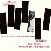 Speakin' My Piece by Horace Parlan Quintet
