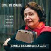 Live in Rome de Emilia Baranowska