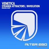 Strange Attractors / Invocation - Single von Venetica