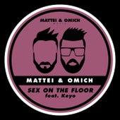 Sex On The Floor (feat. Keyo) de Mattei