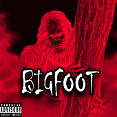Bigfoot by Zvc