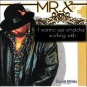 I Wanna See Whatcha Working With von Mr. X