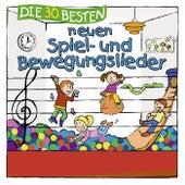 Die 30 besten neuen Spiel- Und Bewegungslieder von Simone Sommerland, Karsten Glück & die Kita-Frösche