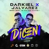 Dicen (feat. J Alvarez) de Darkiel