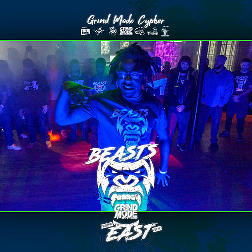Grind Mode Cypher Beasts from the East, Vol. 13 de Lingo